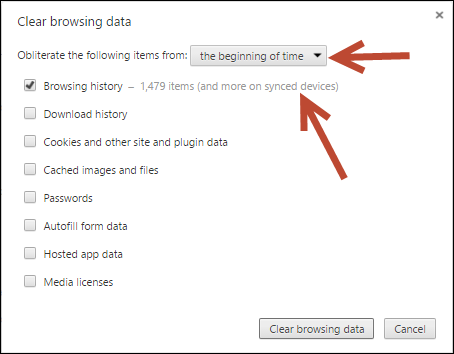 clear-chrome-browsing-history